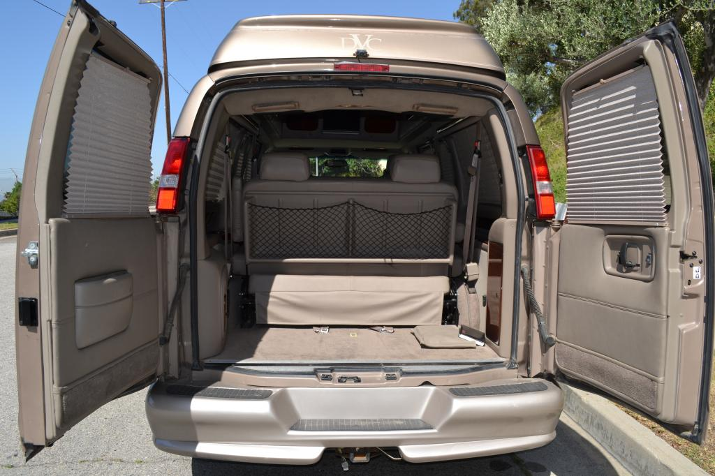 gmc se pompano explorer van details photo vehicle passenger conversion limited savana