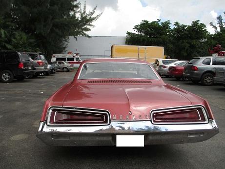 Used 1967 Dodge Monaco for Sale – United Car Exchange