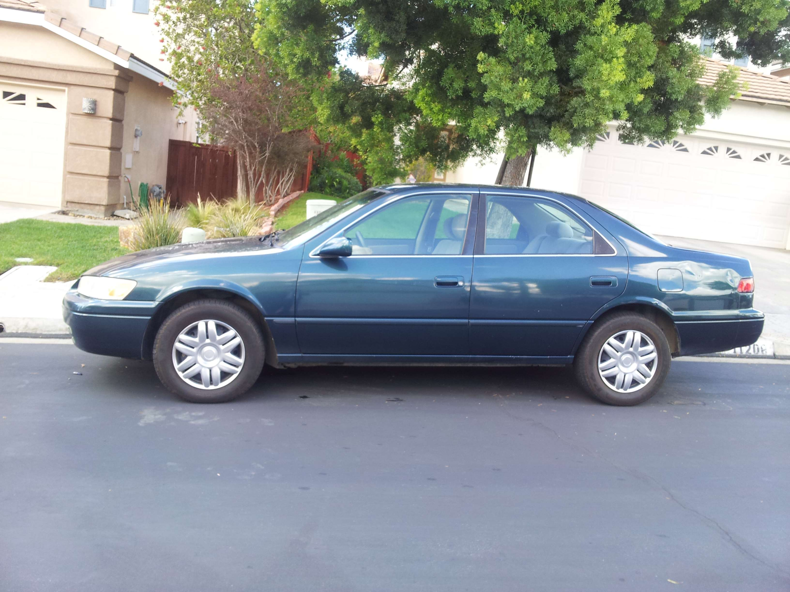 used 1997 toyota camry for sale 2 950 at san diego ca. Black Bedroom Furniture Sets. Home Design Ideas