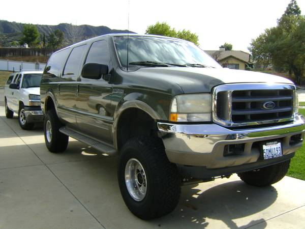 Used 2000 Ford Excursion For Sale United Car Exchange
