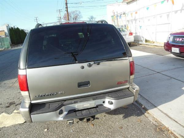 Used 2000 GMC S15 Jimmy for Sale ($2,750) at Paterson, NJ