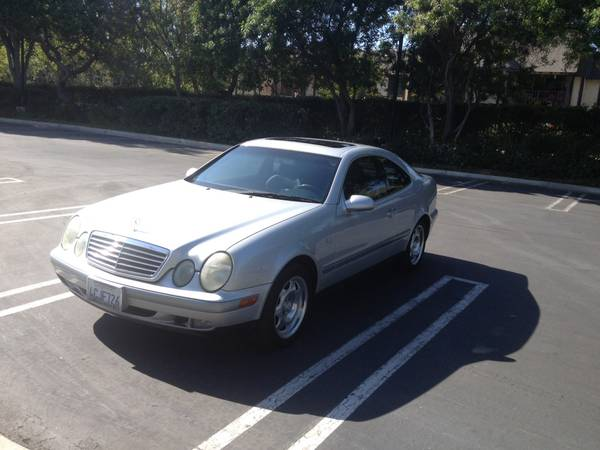 Used 1998 mercedes benz clk320 for sale 7 350 at for 1998 mercedes benz clk 320