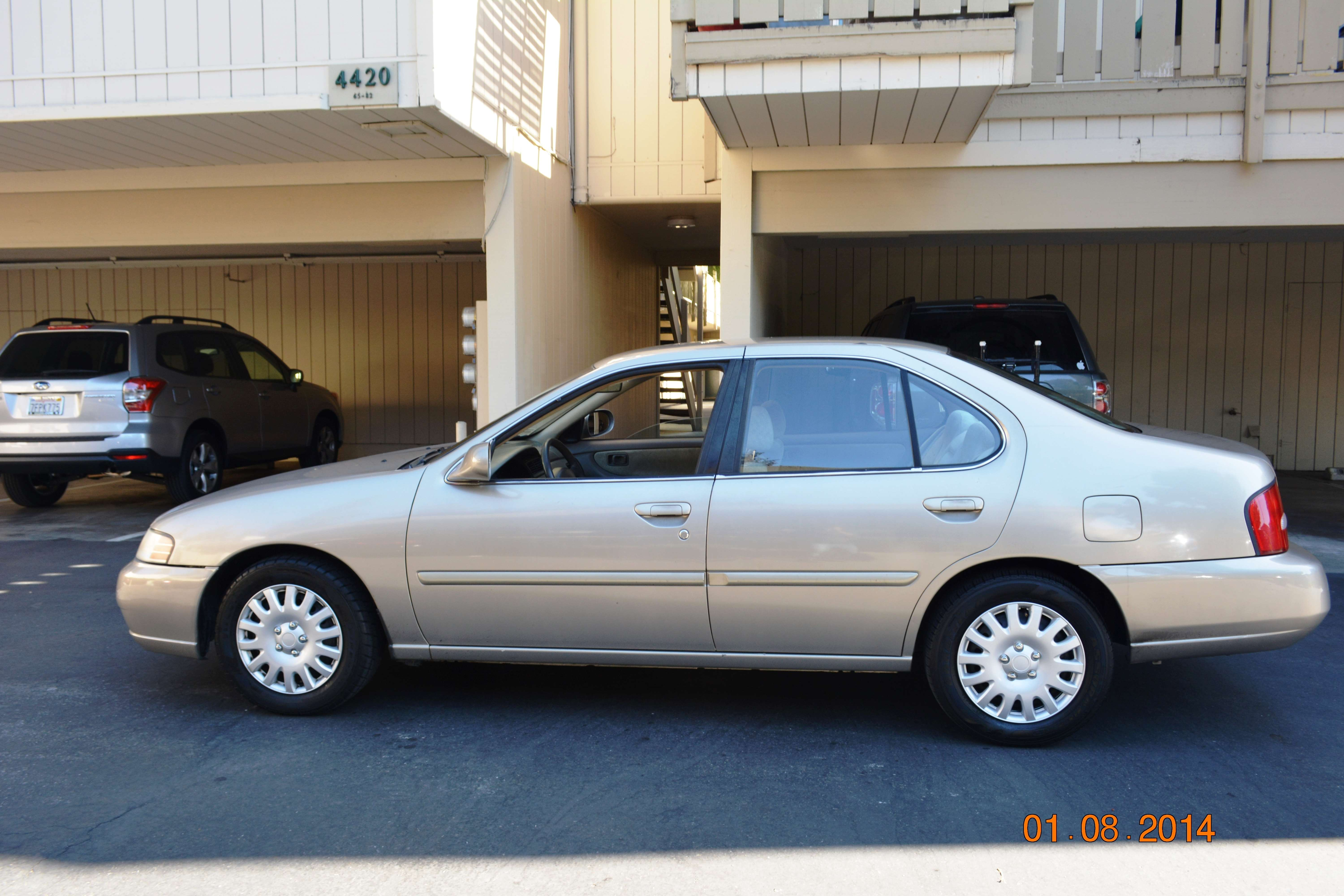 Used 2000 Nissan Altima for Sale $4 850 at San Jose CA – United